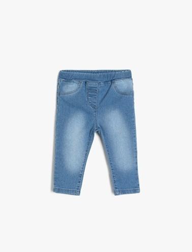 Koton Kids Pantolon Mavi